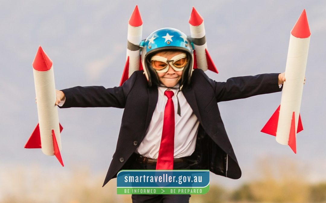 Keeping Australian travellers safe through clear information (case study)