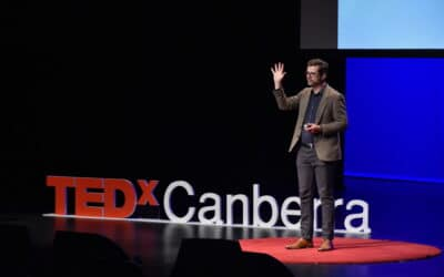 Words without egos: TEDx